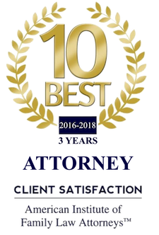 10 Best 2016-2018 3 Years, Attorney - Client Satisfaction
